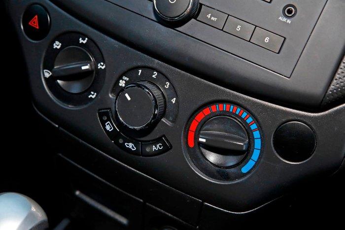 2011 Holden Barina TK MY11 Grey