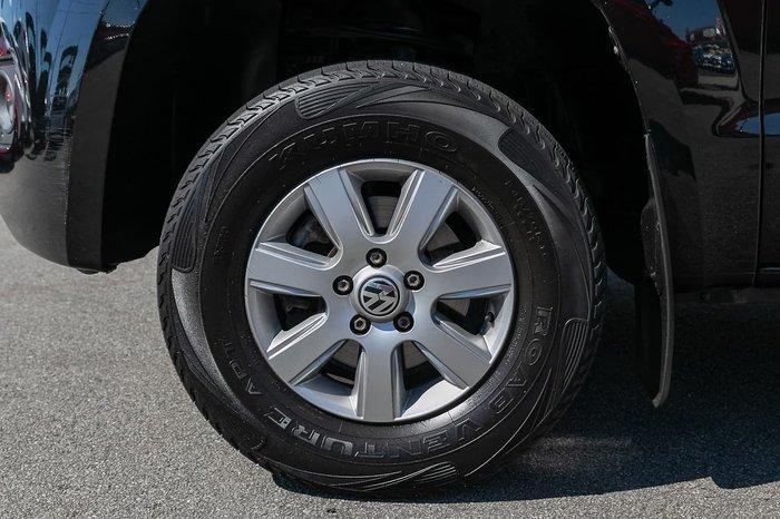 2013 Volkswagen Amarok TDI340 2H MY13 Black