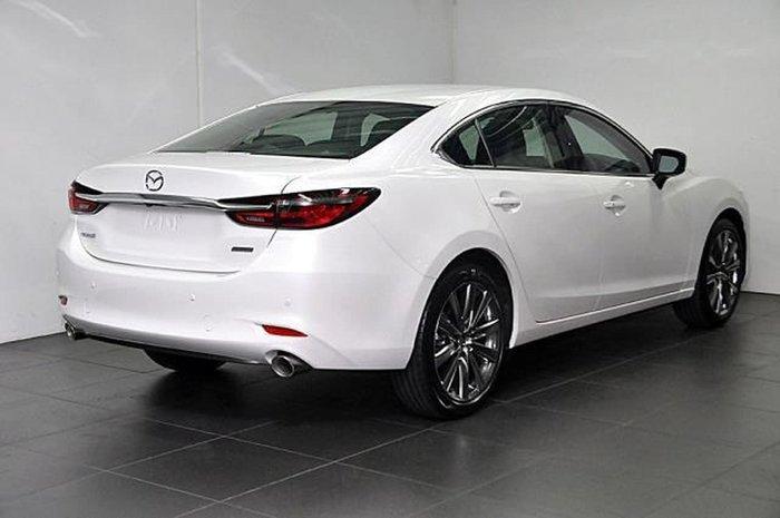 2019 Mazda 6 GT GL Series White