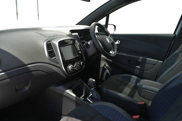 2018 Renault Captur S-Edition J87 OYSTER GREY/BLACK ROOF