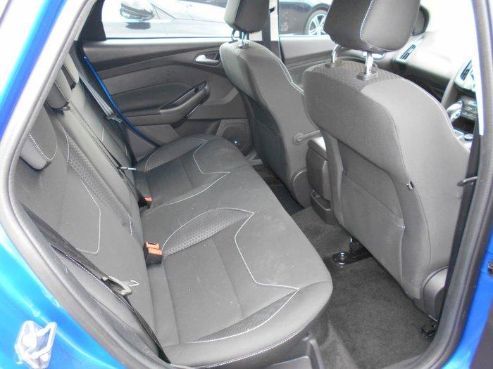 2018 Ford Focus Sport LZ Blue