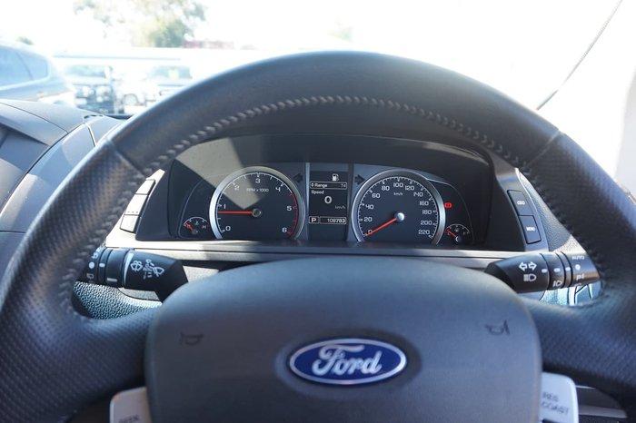 2016 Ford Territory Titanium SZ MkII Four Wheel Drive Black