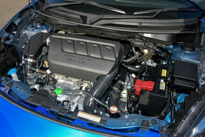 2018 Suzuki Swift Sport AZ SPEEDY BLUE