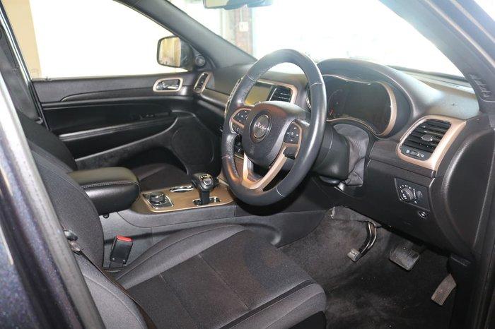 2015 Jeep Grand Cherokee Laredo WK MY15 4X4 Dual Range Grey