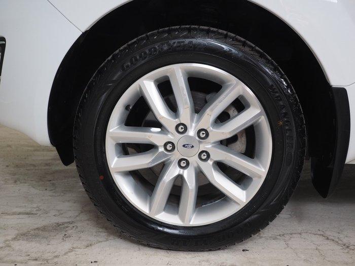 2015 Ford Territory TS SZ MkII Four Wheel Drive null