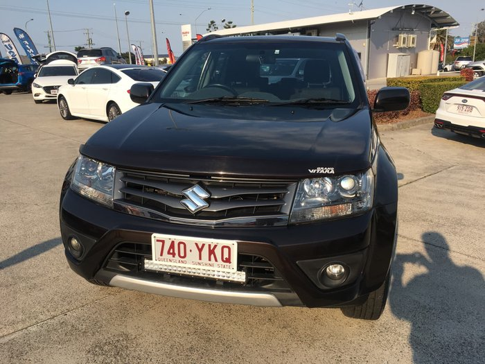 2013 Suzuki Grand Vitara Sport JB MY13 4X4 Dual Range Brown