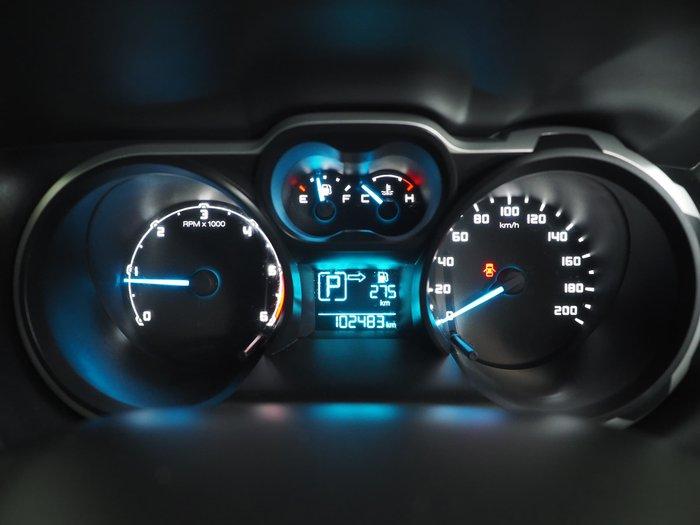 2014 Ford Ranger XLT Hi-Rider PX White