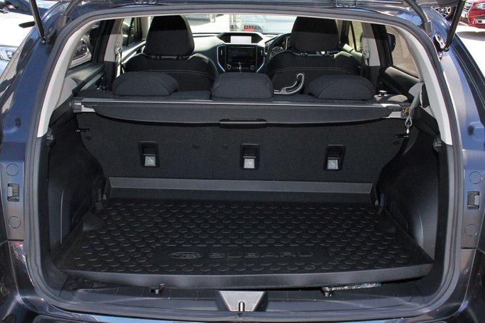 2018 Subaru Impreza 2.0i Premium G5 MY19 Four Wheel Drive Grey