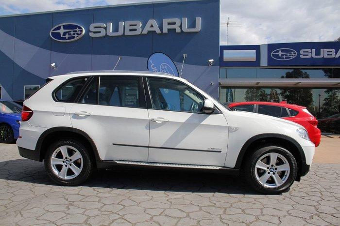 2010 BMW X5 xDrive30d E70 MY11 4X4 Constant White