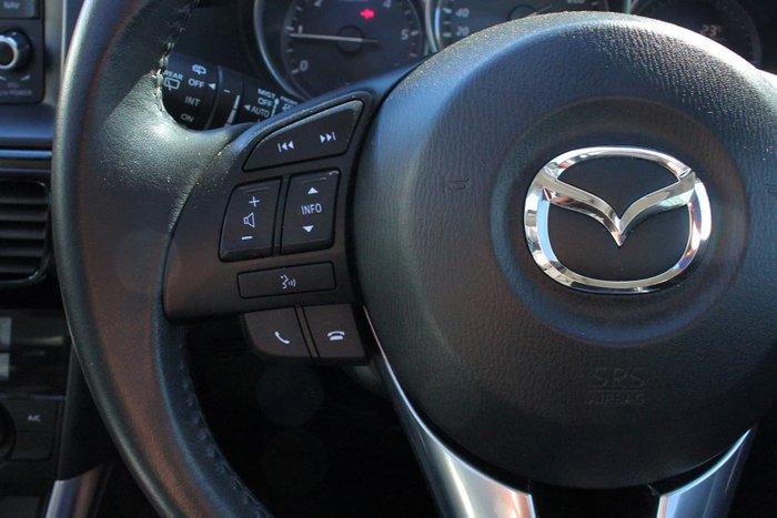 2013 Mazda CX-5 Grand Touring KE Series Four Wheel Drive Red
