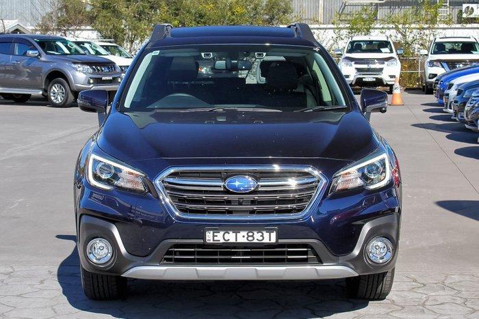 2018 Subaru Outback 3.6R 5GEN MY18 Four Wheel Drive Blue