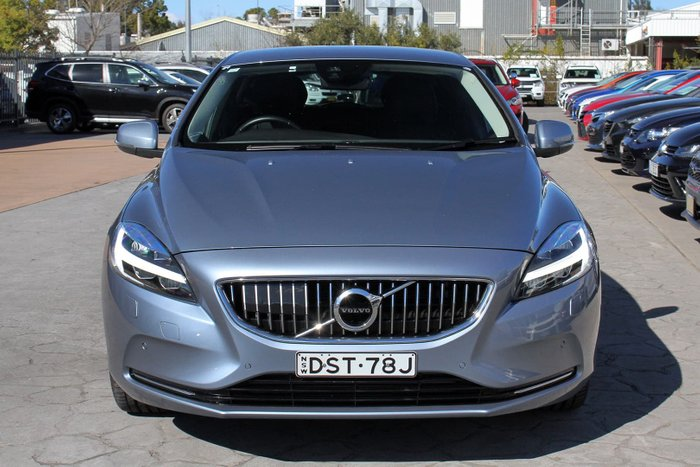 2016 Volvo V40 T4 Inscription MY17 Blue