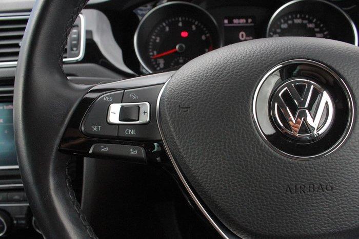2015 Volkswagen Jetta 155TSI Highline Sport 1B MY15 White