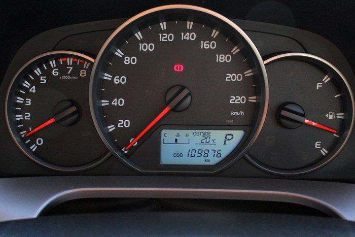 2015 Toyota RAV4 GX ZSA42R MY14 White