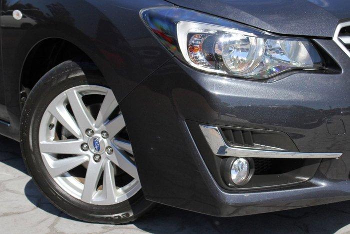 2015 Subaru Impreza 2.0i G4 MY14 Four Wheel Drive Grey