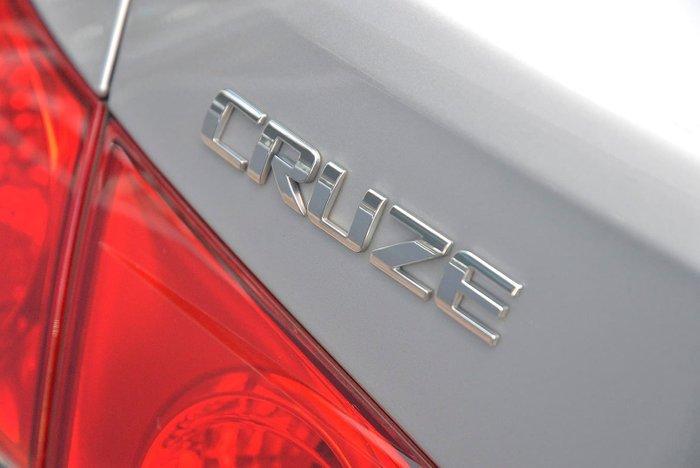 2016 Holden Cruze Equipe JH Series II MY16 Silver