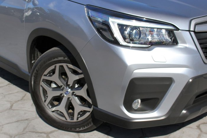 2018 Subaru Forester 2.5i S5 MY19 Four Wheel Drive Silver