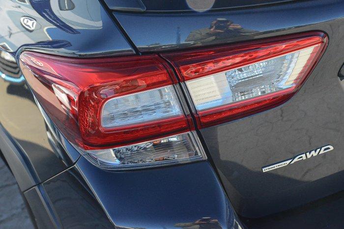 2018 Subaru XV 2.0i-S G5X MY18 Four Wheel Drive Grey