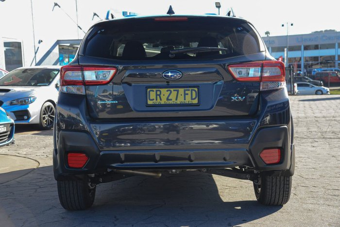 2018 Subaru XV 2.0i-S G5X MY18 Four Wheel Drive Grey