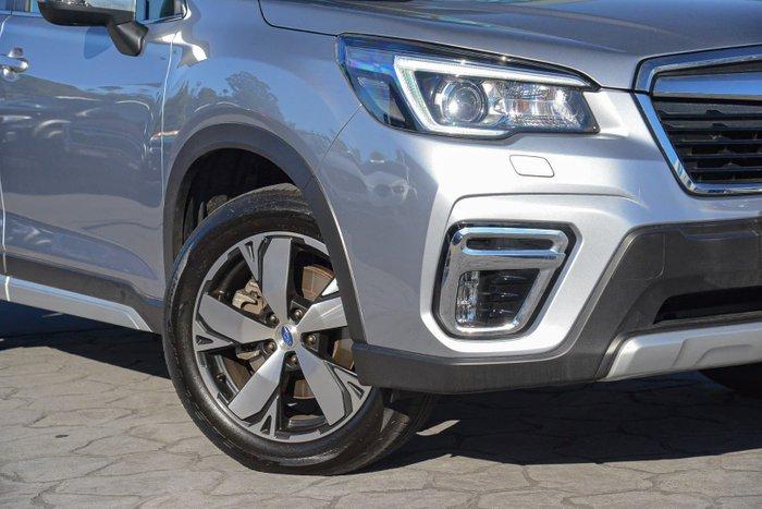 2018 Subaru Forester 2.5i-S S5 MY19 Four Wheel Drive Silver