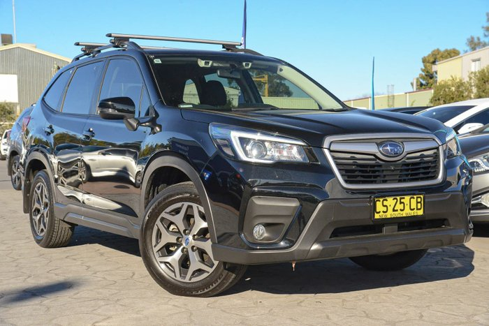 2018 Subaru Forester 2.5i-L S5 MY19 Four Wheel Drive Black