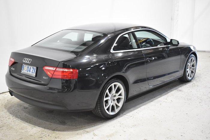 2010 Audi A5 8T MY10 Black
