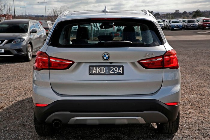 2016 BMW X1 sDrive18d F48 Grey