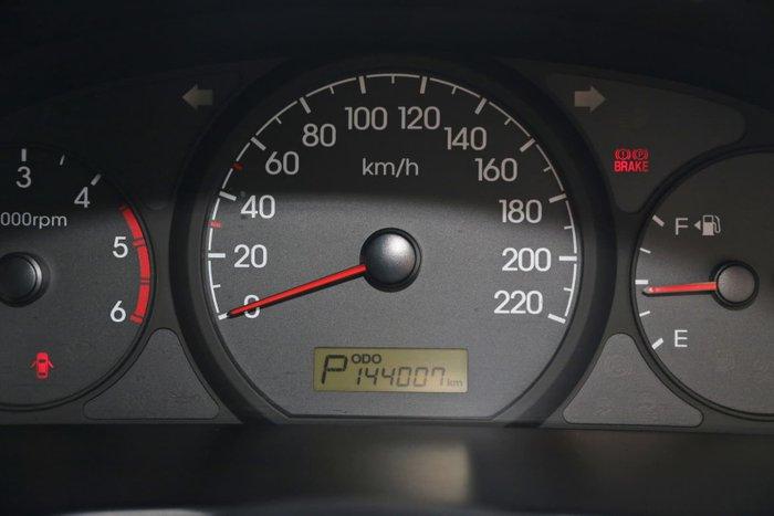 2013 Hyundai iMax TQ-W MY13 Silver