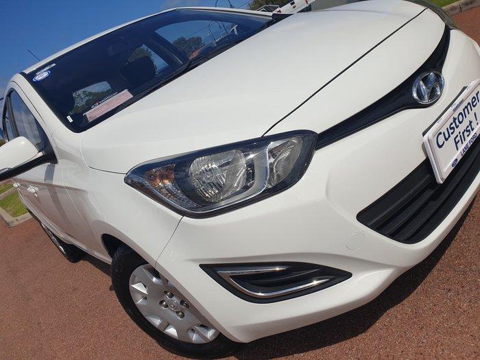 2012 Hyundai i20 Active PB MY12 White