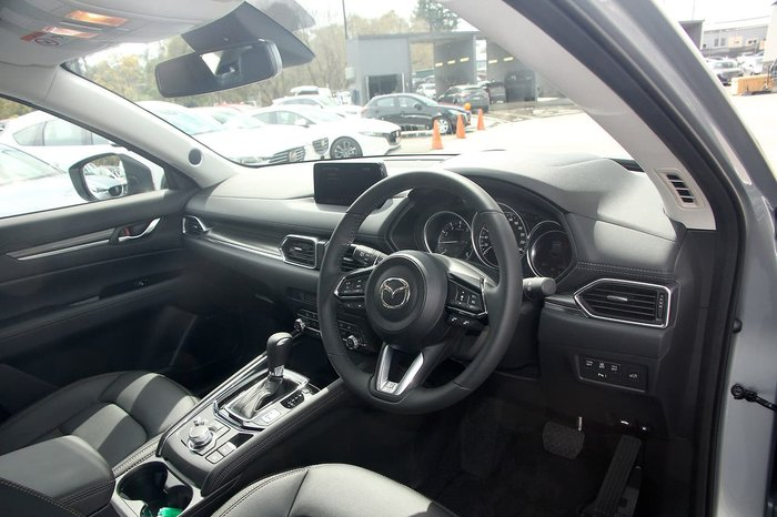 2019 Mazda CX-5 GT KF Series 4X4 On Demand Silver