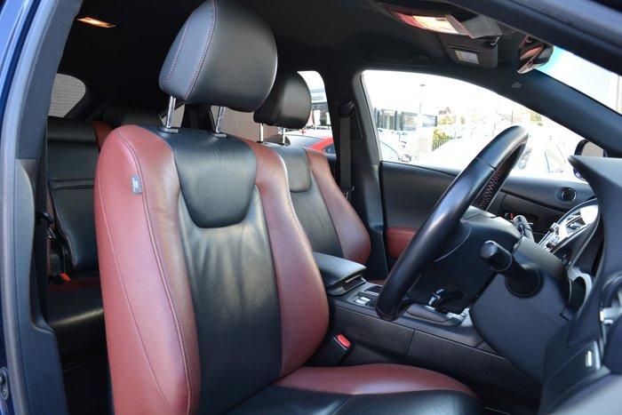 2015 Lexus RX RX270 AGL10R Blue