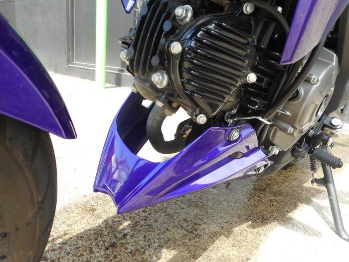 2017 Kawasaki Z125 PRO Purple