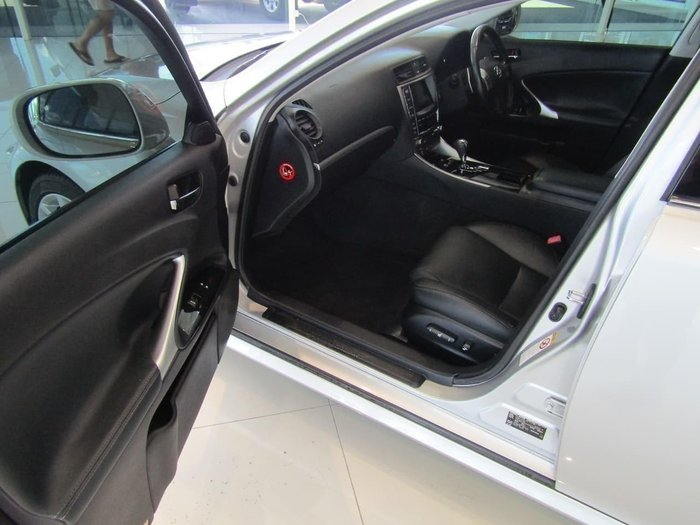2011 Lexus Is350 IS350 GSE21R Silver
