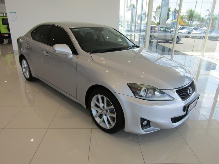 2011 Lexus Is350 IS350 GSE21R Silver