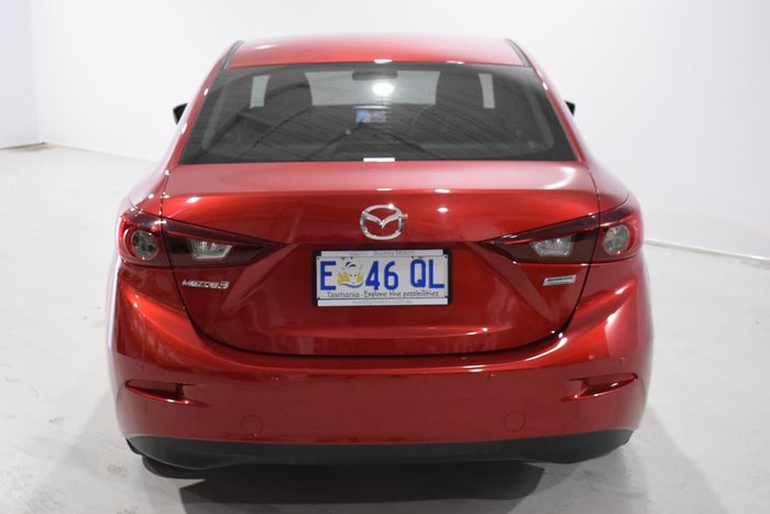 2015 Mazda 3 Touring BM Series Red