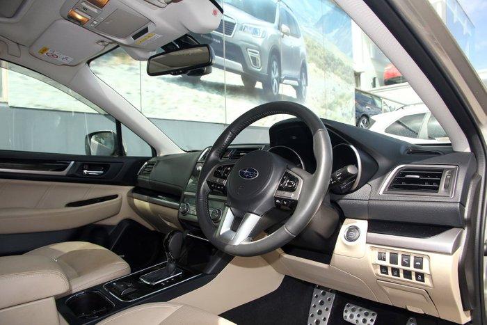 2016 Subaru Liberty 3.6R 6GEN MY16 Four Wheel Drive Gold