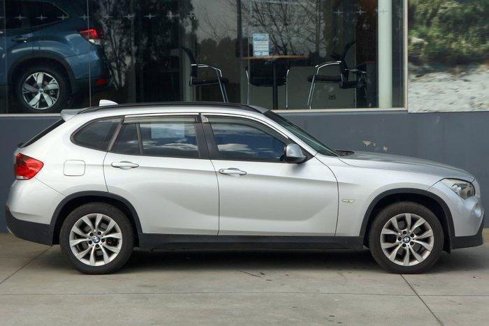 2010 BMW X1 xDrive20d E84 Four Wheel Drive Silver