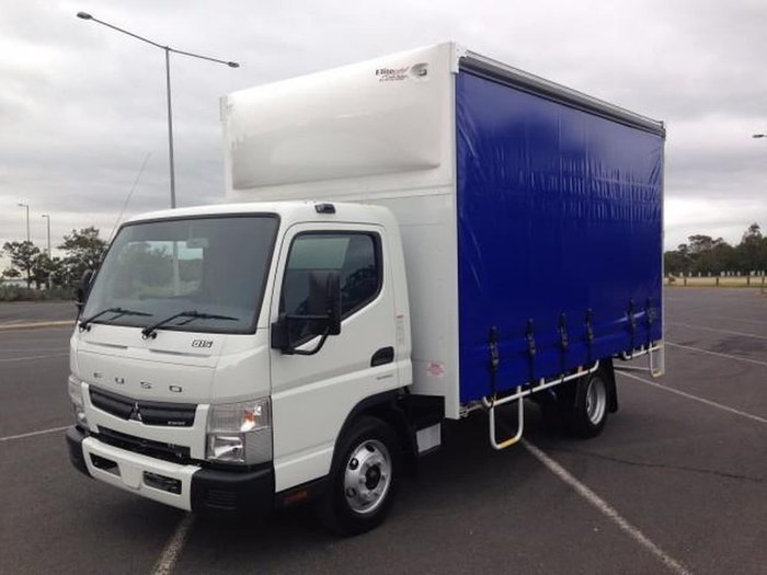 2020 FUSO CANTER 815 WIDE FEC71ER3SFBC null null null