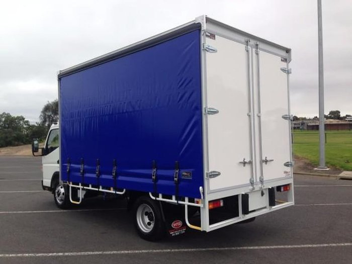 2019 FUSO CANTER 815 WIDE FEC71ER3SFBC null null null