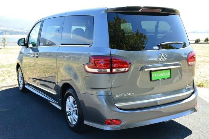 2019 LDV G10 Executive SV7A lava grey