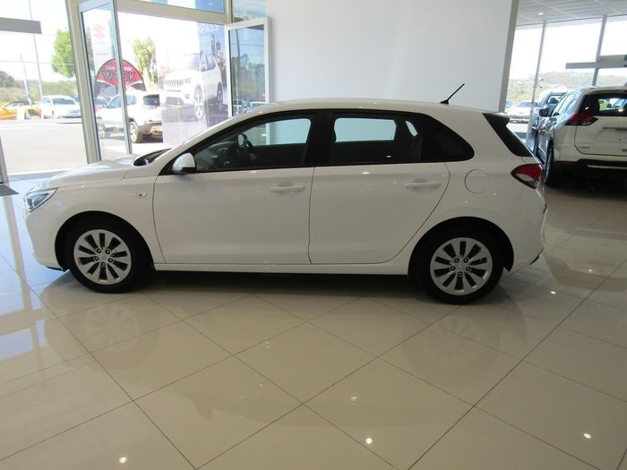 2017 Hyundai i30 Go PD MY18 Ceramic White