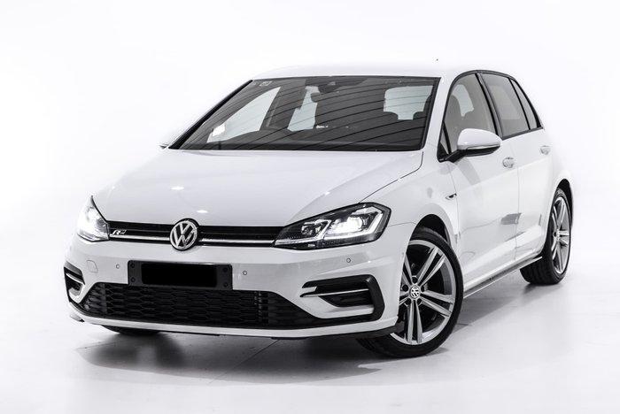 2018 Volkswagen Golf 110TSI Highline 7.5 MY18 White