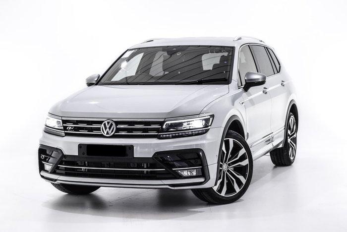 2018 Volkswagen Tiguan 162TSI Highline Allspace