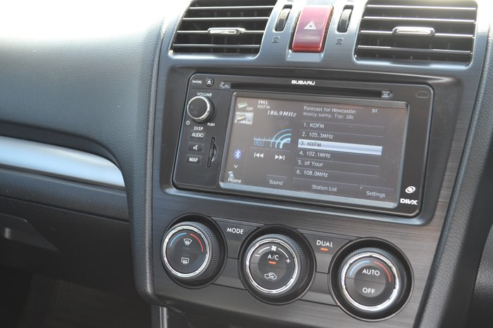 2014 Subaru Impreza 2.0i-S G4 MY14 Four Wheel Drive White