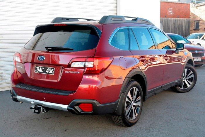 2018 Subaru Outback 2.5i Premium 5GEN MY18 Four Wheel Drive Red