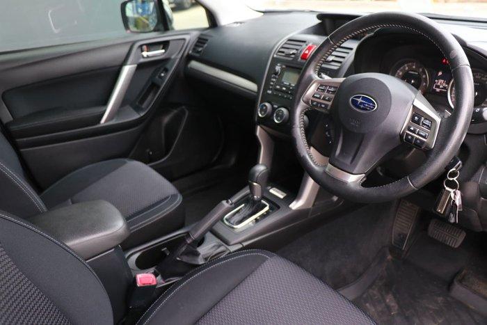 2013 Subaru Forester 2.5i-L S4 MY13 Four Wheel Drive Black