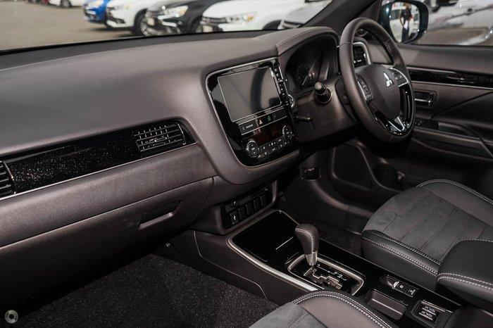 2019 Mitsubishi Outlander Black Edition ZL MY19 Titanium