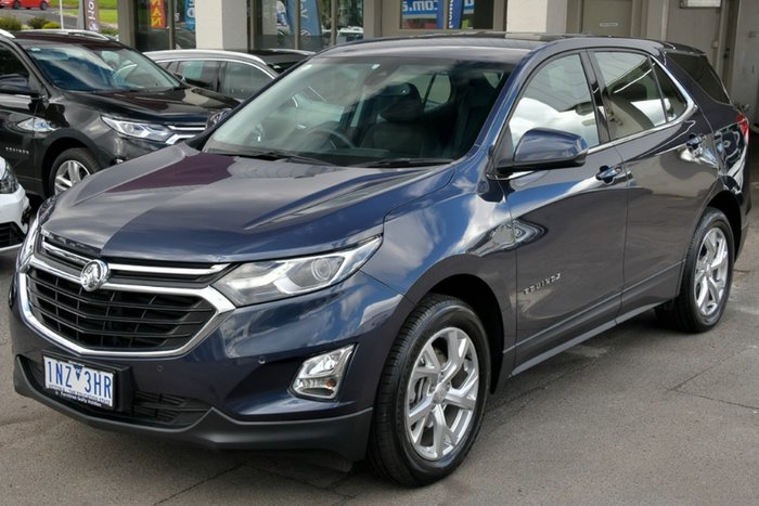 2017 Holden Equinox LT EQ MY18 BLUE STEEL