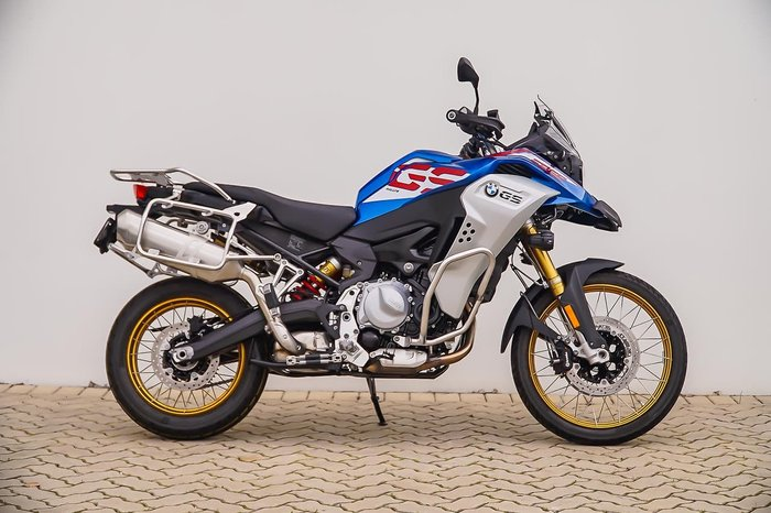 2019 BMW F 850 GS ADVENTURE RALLYE null null Blue