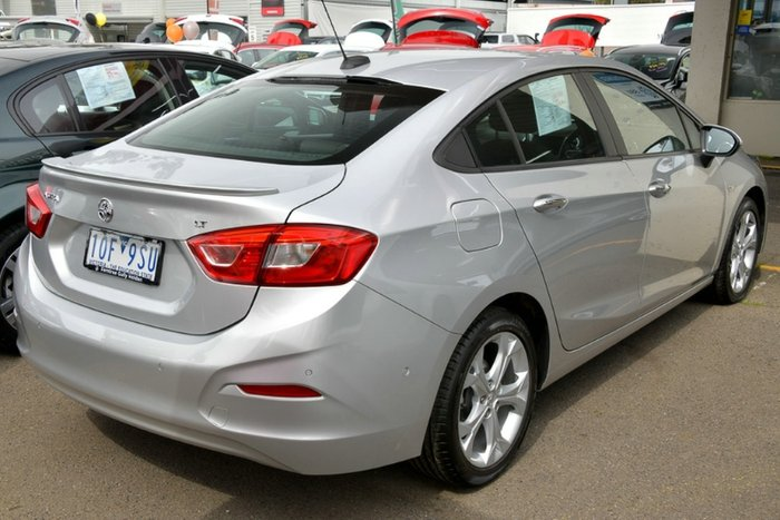 2017 Holden Astra LT BL MY17 NITRATE